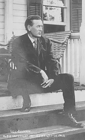 Governor John A. Johnson