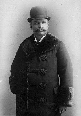 William DeLaBarre