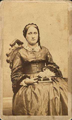 Louise Wright Mayo, wife of Dr. William W. Mayo