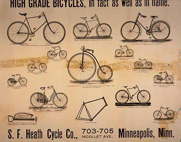 High Grade Bicycles