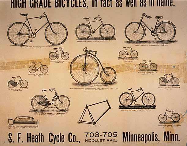 High Grade Bicycles