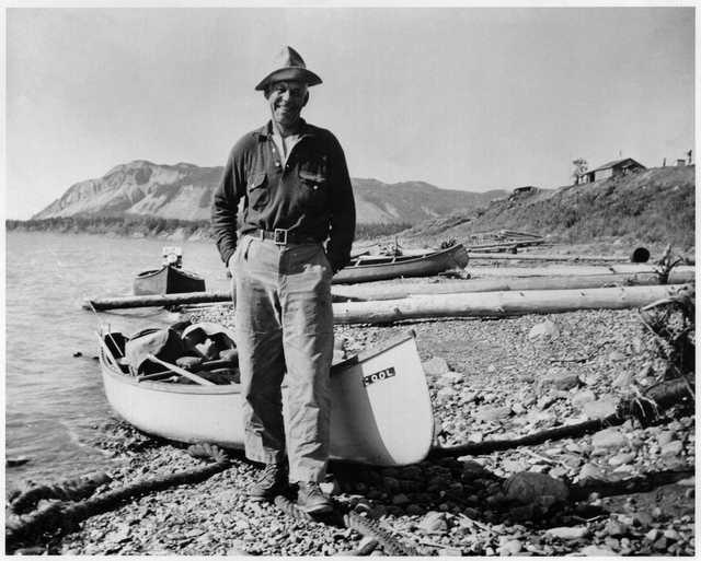 Sigurd F. Olson, 1959