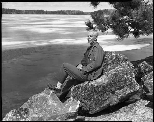 Sigurd F. Olson, ca. 1960