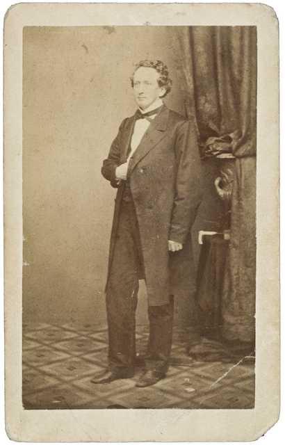 Henry M. Rice, 1863.