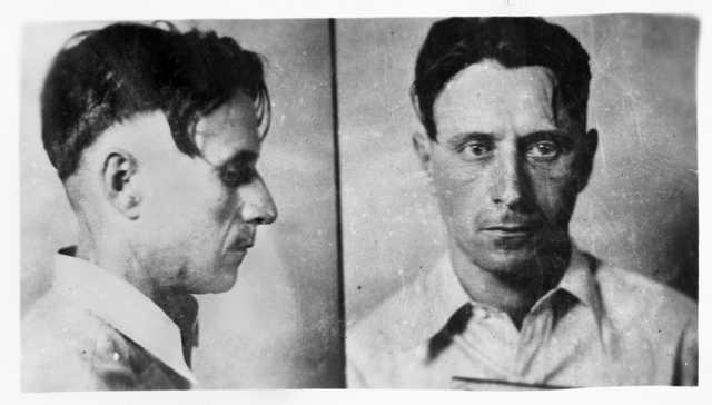 Fred Barker in 1931.