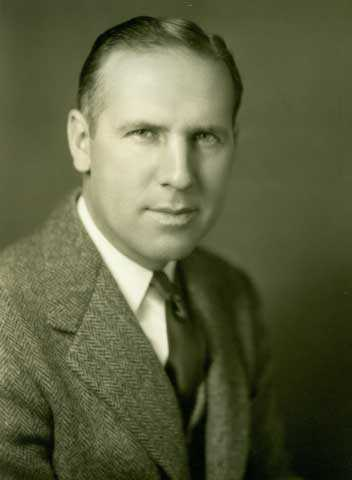 George MacKinnon, ca. 1939. Photo by Greystone Studios Inc.