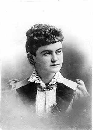 Eva McDonald Valesh, c.1885