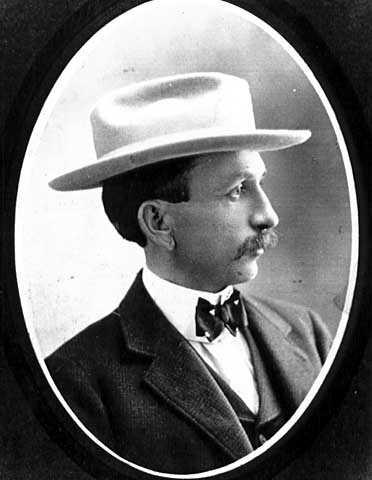 Frank Valesh (husband of Eva McDonald Valesh)