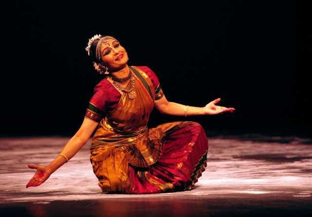 Ranee Ramaswamy in Sacred Earth