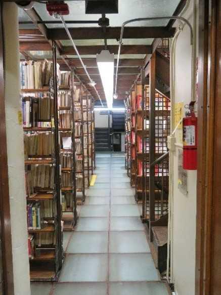 Winona Library Public Stacks
