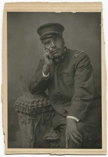 Photograph of William H. Howard, c.1919.