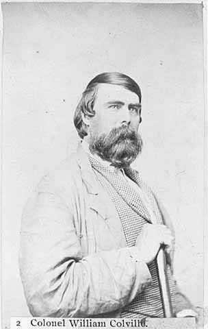 William Colvill