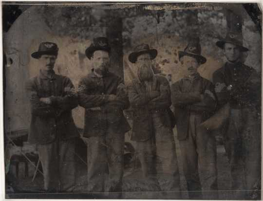 First Minnesota Volunteer Infantry Regiment  MNopedia