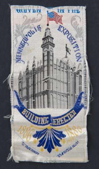 Minneapolis Industrial Exposition ribbon