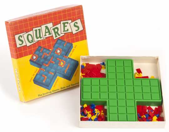 Squares game