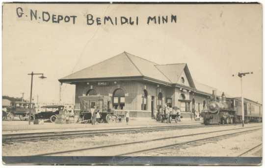 Great Northern Depot, Bemidji