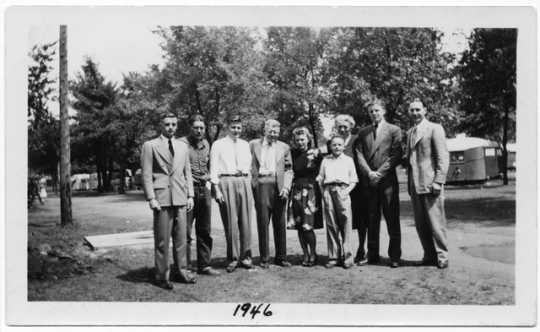 Mondale family