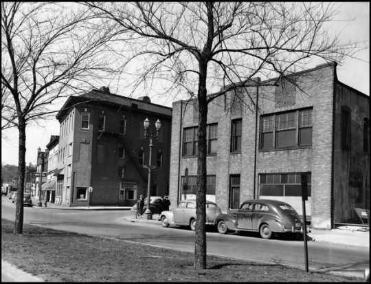 International Institute, 1949