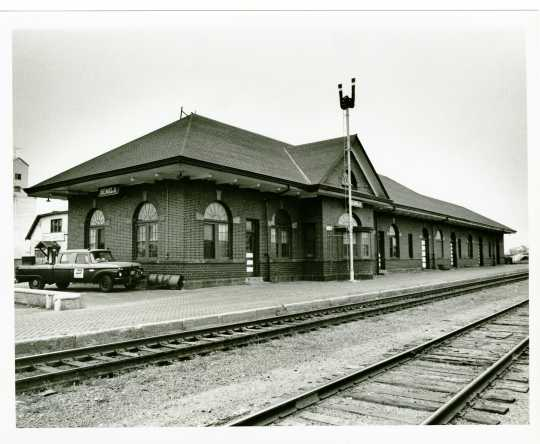 Great Northern Depot, Bemidji