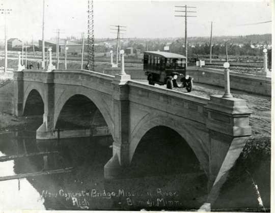 Nymore Bridge