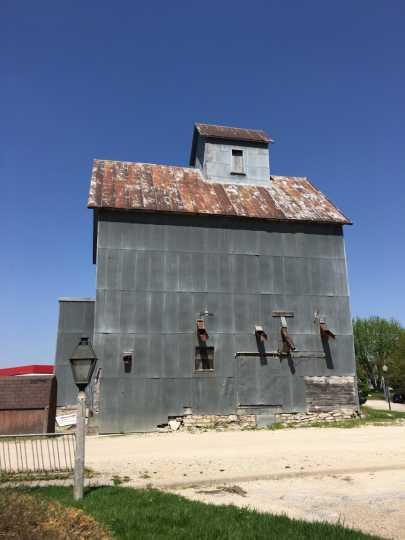 1879 McMichel Grain Elevator