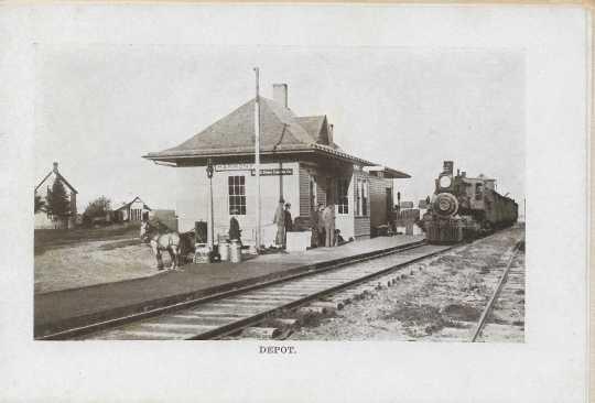 Harmony Train Depot