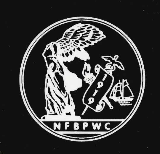 1919 Business and Professional Women (BPW) emblem.