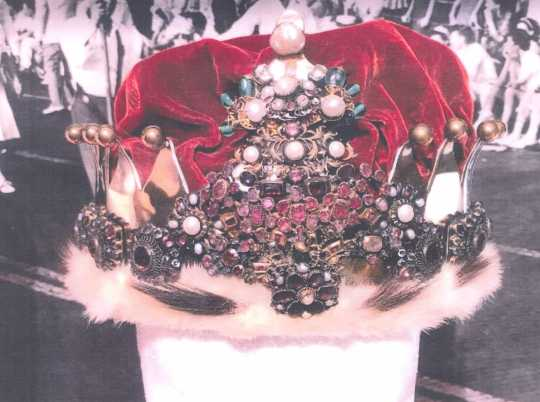 Queen of the Lakes Crown, 1948