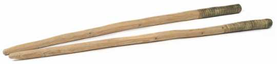 Ricing sticks (bawa'iganaakoog)