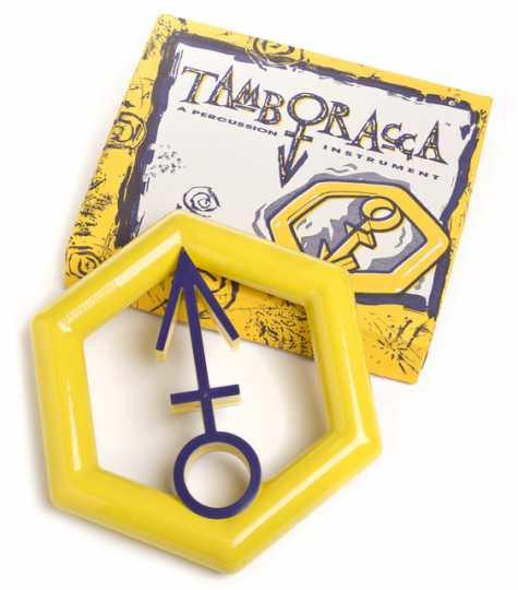 Tamboracca (percussion instrument) and box