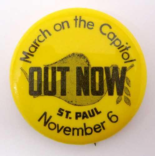 Protest button
