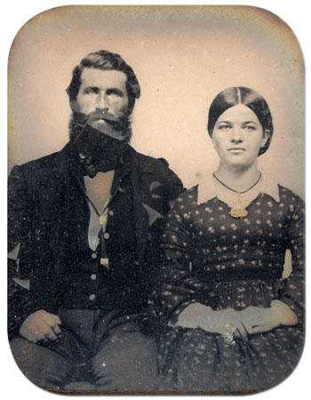 Randolph and Catherine Sidonia Probstfield