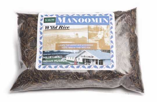 Manoomin (wild rice) from Mille Lacs