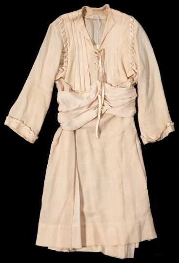 Day dress owned by Mabeth Hurd Page