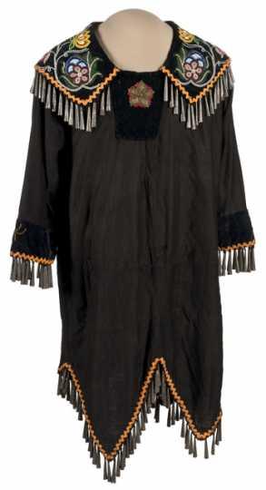 Ojibwe jingle dress