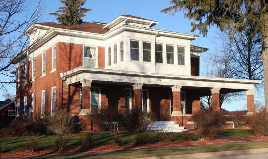 Robert David Sprague House