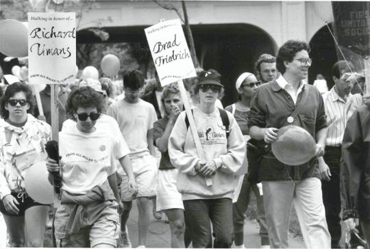 Minnesota AIDS Project Pledgewalk
