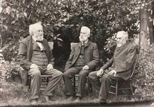E. R. Hutchinson, R. M. Probstfield, and Adam Stein