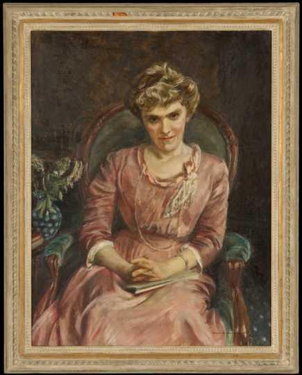 Portrait of Dr. Mabel Ulrich
