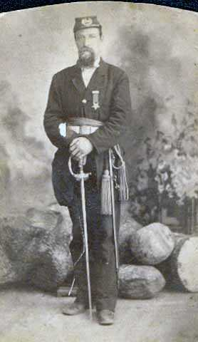 Adam Marty of Stillwater. Helped form the first fire department in Stillwater and in 1890 was elected Washington County Sheriff, an office he held for two terms.