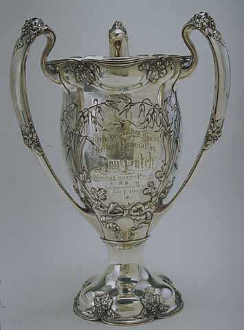 Dan Patch loving cup from Kentucky