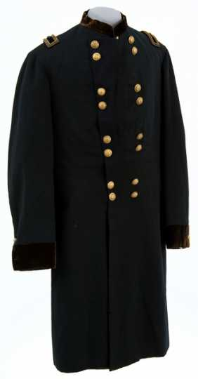 Brigadier general's uniform worn by William Gates LeDuc