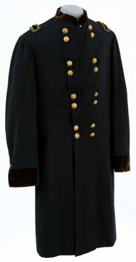 Brigadier general's uniform worn by William Gates LeDuc