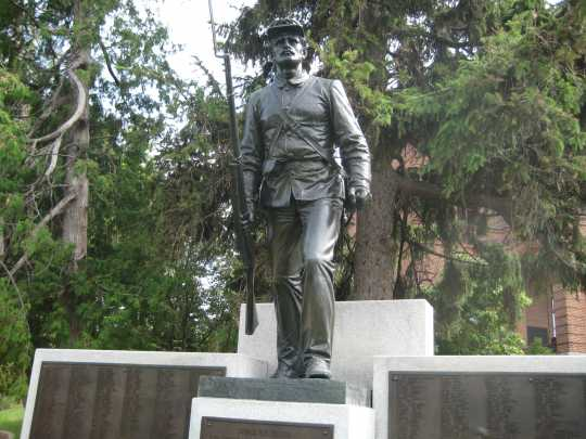 Washington County Soldier's Monument.