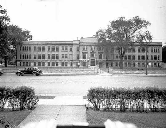 Elizabeth Kenny Institute, 1800 Chicago, Minneapolis.