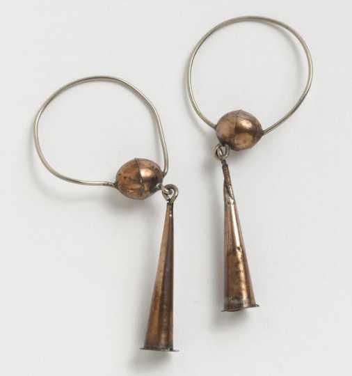 Trade earrings