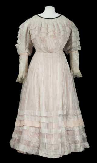 Gown worn by Thersea Ericksen