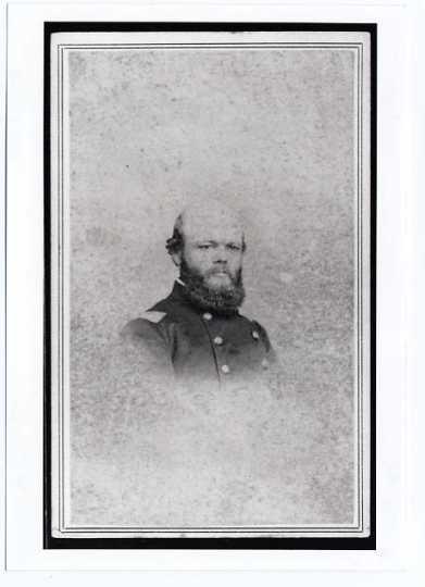 Portrait photograph of William R. Marshall
