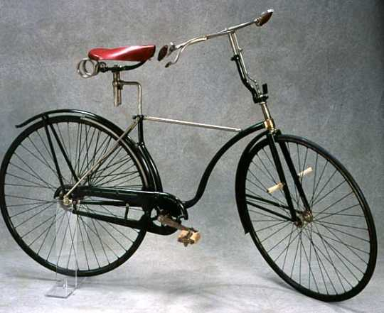 "Warwick ""Perfection"" safety bicycle"