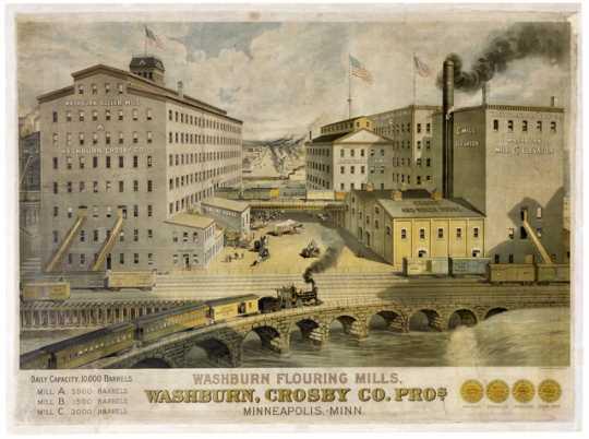 Washburn Crosby Flour Mills